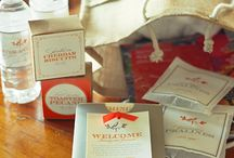 wedding guest care packages / by Floral Occasions by Kelli