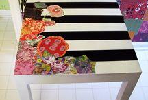 Shared Space / by Nann's Cupcake Kitchen