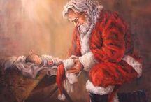 Christmas / by Shelly Bensinger