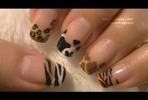 makeup, hair, nails! :)  / by Kayla Dumbleton