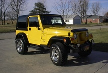 Everything Jeep / by Karen Grant