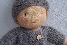 Pour habiller les poupées / by Aurélie