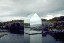 mirror / art & design / by Joanna Furgalińska