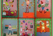 Christmas Arts and Crafts / by Lisa Craig