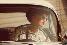 1950s cool style / by Anita Diaz