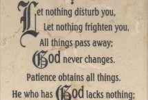 Amen! / by Elizabeth Jerry