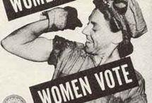Women Vote / by Rose Lewald