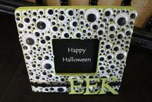 Halloween Ideas / by Nina K