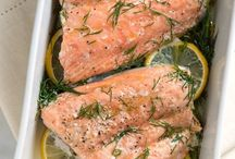 fish recipes / by marria marg