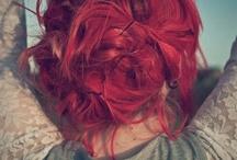 hair / by lindsay wynne