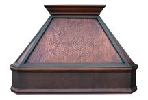 Munich Copper Range Hood / Our Munich Copper Range Hood / by Copper Kitchen Specialists
