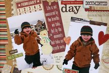 Scrapbooking / by Cheryl Emerson