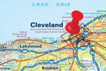 Cleveland, Ohio / Neighborhoods and attractions in Cleveland, Ohio. / by Marilyn Osborne