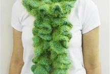 crochet - scarf / by andy henry