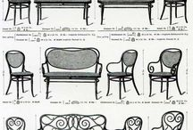 Thonet catalog pages / by Mario Barros