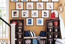 Toy Storage Ideas / by Loryanna Satterlund