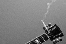 MUSIC: Guitars & Guitar Players!!! / by Andrea Katsos