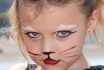 Cat Face Paint / by Christina Lizarraga