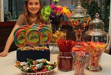 Carly birthday party ideas / Kids birthday ideas / by Robin Perrett