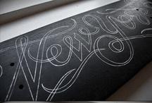 Typography // Fonts / by Vanessa Knijn