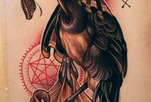 tattoooooooos / best tattoooartists / by Anna Shahanova