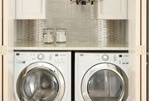 lovely laundry room / by Julie D