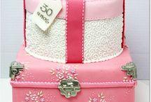 CAKERY : Cake designs / by Johana Ufa
