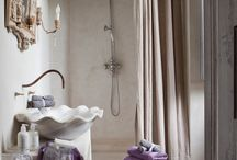 bath / by Stephanie Lents Quarnstrom