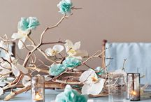centerpieces / by Vicki Anderson