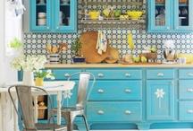 Kitchen / by Chelsea Benson