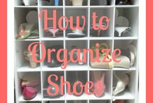 Tips to Get Organized / by Lifetime Moms