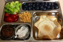 school lunch. / by Jessica Beck