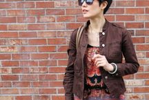 Pacific North West Style Bloggers / by Independent Fashion Bloggers