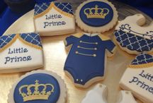Prince babyshower / by Hoot N' Holler Host for Hire