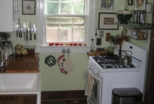 Small spaces inspiration / by Emily Simpson