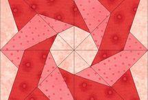 Quilt block patterns / by Marjorie Edwards