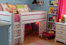Kids rooms / by Pilar Fuentes
