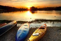 Kayaking / by Derek Yoshino