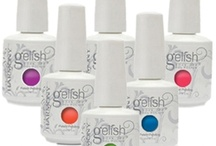 Gelish Gel Nail Polish / Gelish nail polish comes in over 75 colors and can last up to 21 days.  / by BigDaddyBeauty.com