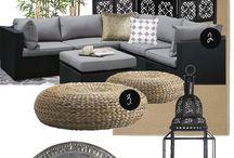 garden furniture / by FENICJA-BILGORAJ/HOME/GARDEN/DESIGN