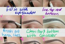 Makeup Tips & Tricks / by Liah Duncan