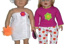 Doll Pajamas / by Sew Dolling