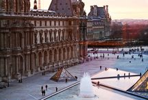 Paris / Photos of one of the most beautiful cities in the world / by Kate Sanner