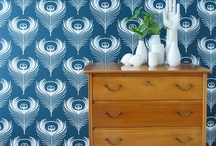 Wall Coverings  / by Erika Uichanco