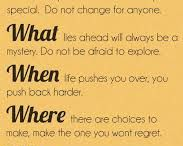 Best sayings / by Tara Reno