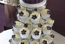 cakes with cupcakes / by Kimberly Zaporowsky-Cole