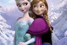 Frozen / by Sarah