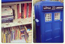 Little Free Library / by Trish Deutsch