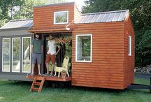 tiny houses / by Emily Kelsey