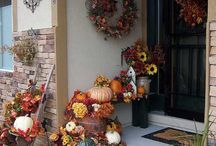 as the leaves fall / all about autumn / by Cathy Scott